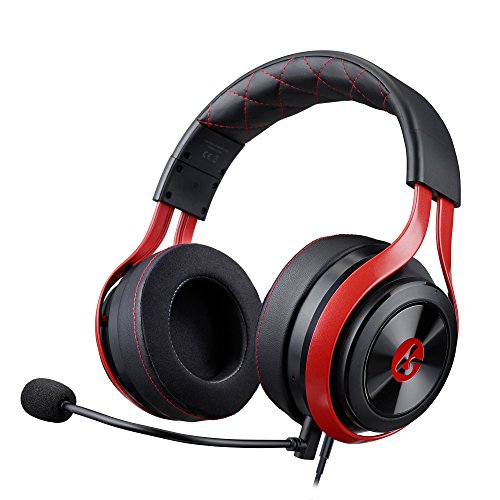 LucidSound LS25 Stereo E-Sports Gaming Kopfhörer Standard - Kompatibel mit PS4, XBOX One, Switch, PC, Mac, Mobile Phones (Gaming Tower Xbox One)
