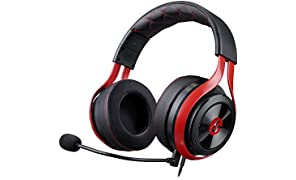 LucidSound LS25 eSports Pro Tournament Gaming Headset Engineered for Comfort, Quick Access Controls, and Dual Mic Design PC, Xbox One, PlayStation 4 and Mobile