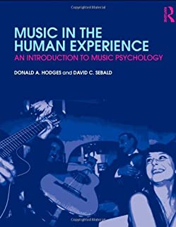 Music in the Human Experience: An Introduction to Music Psychology (0415881862) | Amazon Products