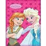 Frozen Mädchen Fleece Decke Anna Elsa und Olaf