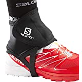Salomon Low Trail Gaiters Black Medium