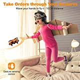 HELIFAR Mini RC Drone, H803 Upgraded Remote Control Drone with Altitude Hold Infrared Collision Avoidance 2.4G 4CH RC Quadcopter for Beginners, Kids, Bonus Battery