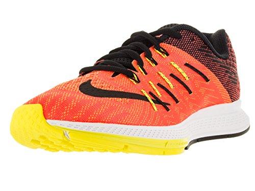 Nike Damen Wmns Air Zoom Elite 8 Laufschuhe Orange (Hypr Orng / Blck-Opt Yllw-Lt Vlt)