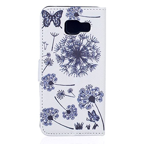 SZHTSWU Hülle für iPhone 6 6S, Magnetverschluss Farbmalerei Serie ...