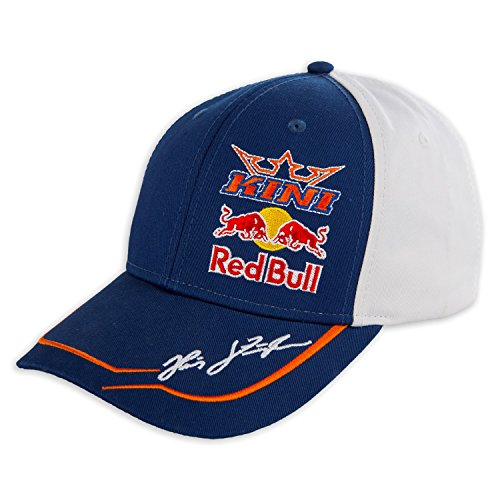 Kini Red Bull Cap Team Blau