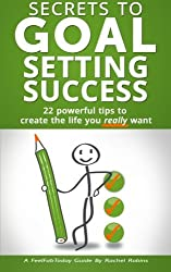 Secrets To Goal Setting Success: 22 powerful tips to create the life you really want by Rachel Robins (2014-06-16)