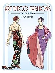 Art Deco Fashions Paper Dolls (Dover Paper Dolls)