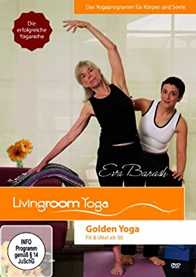 "AKTION: Yoga-Set - Yoga ab 50 (Yoga-DVD ""Golden Yoga"" plus dicke Relax Plus Yogamatte)"