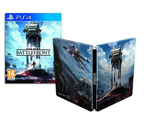 Star Wars: Battlefront + Steelbook - PlayStation 4