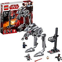 LEGO Star Wars - AT-ST du Premier Ordre - 75201 - Jeu de Construction