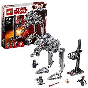 Lego Star Wars - AT-ST du PremierOrdre - 75201 - Jeu de Construction