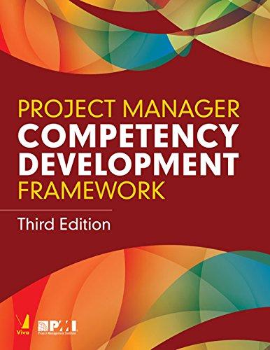 Project Manager Competency Development Framework 3rd Ed. par PMI