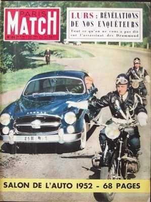 PARIS MATCH [No 186] du 04/10/1952 - AFFAIRE DOMINICI ANITA COIBY ANTOINE PINAY ARRUZA CARLOS AUTOMOBILE SALON ET DIVERS BLASONS BUSTER KEATON CHARLES MUNCH CRIMES GENERAL EISENHOWER JACQUES DUCLOS LE PARTI COMMUNISTE FranÂais MARCEL MARCEAU MARINE MILITAIRE NAUFRAGES NAVIGATEURS PARTI COMMUNISTE PATINAGE RICHARD NIXON RITA HAYWORTH SILVANA MANGANO TAUROMACHIE - CORRIDA THEATRES INFORMATIONS GENERALES YVES LE TOUMELIN par COLLECTIF
