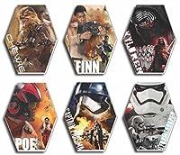 The Force Awakens, fan di Star Wars ameranno questi Cool memo pad-Perfetto regalino/calza della befana.