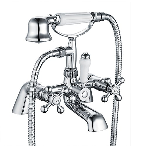 hapilife-traditional-victorian-waterfall-ceramic-double-handle-bath-shower-mixer-tap-polished-chrome