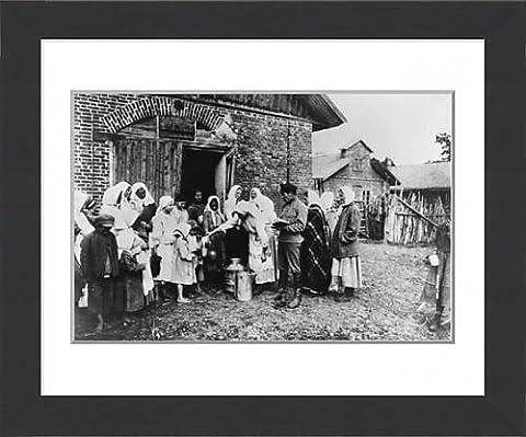 Framed Print Of Agricultural Commune