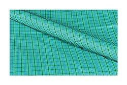 Febonik mens Cotton Green Fabric- men__FSH-3007