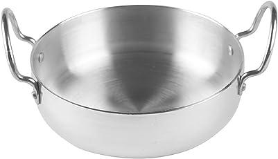 Tosaa Premium Aluminium Kadhai, Silver