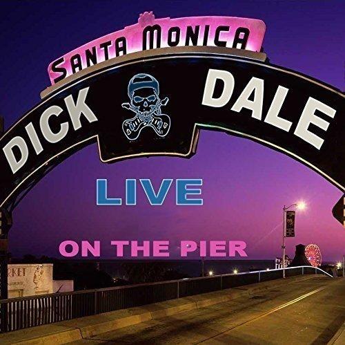 Live on the Santa Monica Pier