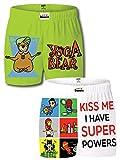 Gabi Men's Cotton Boxer Shorts (Pack Of ...