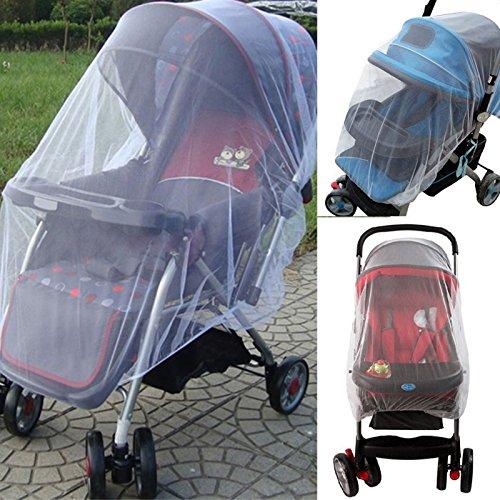 sungpunet Kinder Baby Trolley Net Garn Zubehör Vorhang Auto Car Cover Insekten Care Baby Kutsche Netze