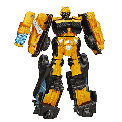 Extinction High Octane Bumblebee Power Attacker by Transformers ()