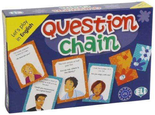 Question chain. Per la Scuola media (Giochi didattici)