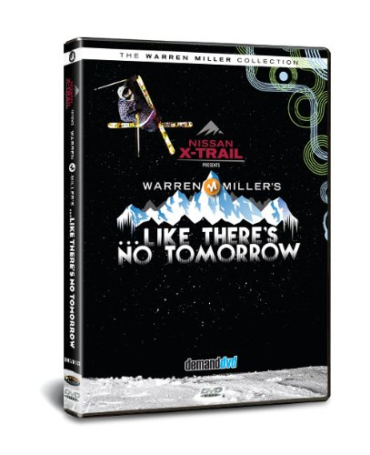 WARREN MILLER - Like There's No Tomorrow [DVD] [UK Import]