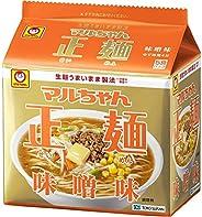 Maruchan - Seimen Japanese Instant Ramen Noodles Miso Taste 18.5oz (For 5 Bowls)