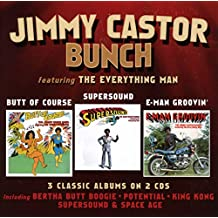 Jimmy Castor Bunch - Butt Of Course/..