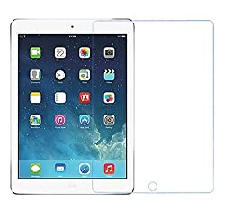iProtect Tempered Glass Hartglas Schutzfolie für Apple iPad Air Display Schutzglas Der Tempered Glass Protection Screen für Ihr Apple iPad Air ist aus speziell verarbeitetem Glas hergestellt, um das Display Ihres Tablets optimal vor Kra...