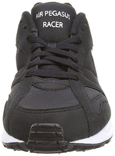 Nike Air Pegasus New Racer, Scarpe da Corsa Uomo Nero (Black (Black/White/Black/Neutral Grey))