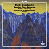 Kabalevsky: The Complete Works For Piano & Orchestra (Michael Korstick; NDR Radio Philharmonie; Alun Francis) (CPO: 777658-2)