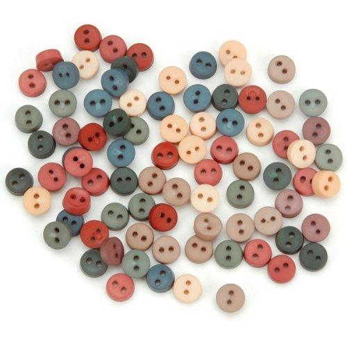 Jesse James Buttons (Jesse James Dress It Up Tiny Buttons- Country by Jesse James)