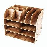 Schreibtischorganizer Holz