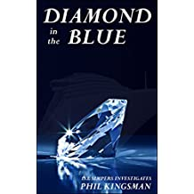 Diamond in the Blue: D.I. Simpers Investigates (English Edition)