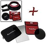 WonderPana FreeArc XL Essential ND160,6Soft Edge Kit für Sigma 12–24mm f/4DG HSM Art Lens (Full Frame 35mm)