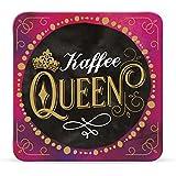 Sheepworld, My Beautytree - 44611 - Untersetzer Nr. B13, Kaffee Queen, Kork, 9,5cm x 9,5cm