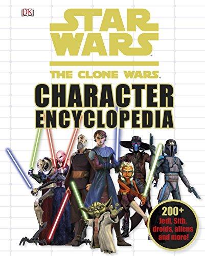 Star Wars The Clone Wars Character Encyclopedia por Jason Fry