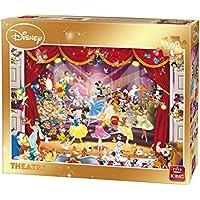 Comparador de precios King International Puzzle Classic Disney Theatre 1500 Pieces Teile - precios baratos