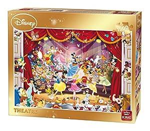 King International Puzzle Classic Disney Theatre 1500 Pieces Teile