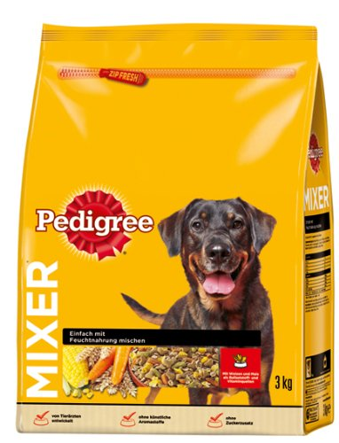 Pedigree Mixer Trocken 3x3kg