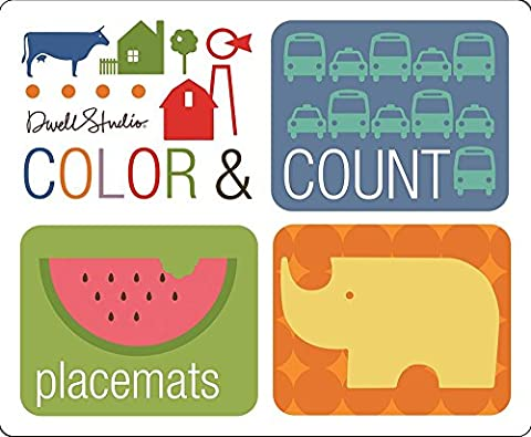 Color & Count Placemats (Dwell Studio)