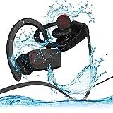 Best Casque Pour Runnings - Casque Bluetooth Sans Fil Sport/Runnig,Écouteurs Bluetooth Imperméable/Waterproof ,HD Review
