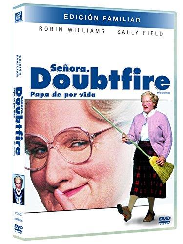 Señora Doubtfire (Edición final) [DVD]