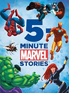 5-Minute Marvel Stories. (1423167228) | Amazon Products