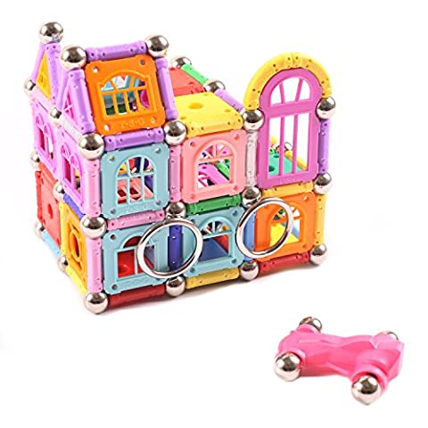 Jouets magnétiques jouets éducatifs jouets éducatifs pour les enfants de