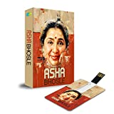 #5: Music Card: Asha Bhosle - 320 Kbps MP3 Audio (4 GB)