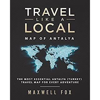 Travel Like a Local - Map of Antalya: The Most Essential Antalya (Turkey) Travel Map for Every Adventure