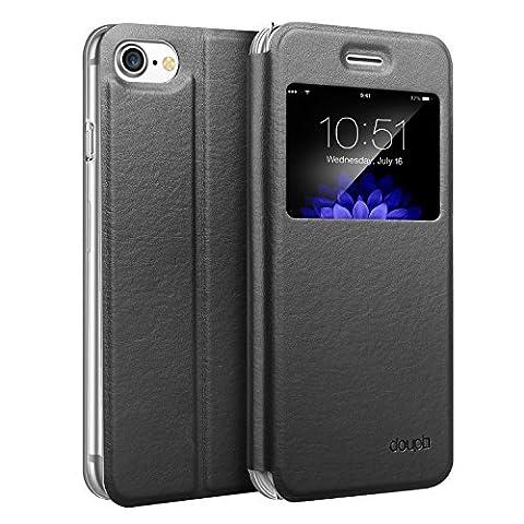 doupi® Deluxe FlipCover für iPhone 6 6S ( 4.7